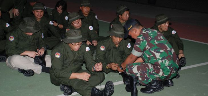 Pemakaian Kaporlap 1 Kader Bela Negara BNI 46 Sentul (2).jpg