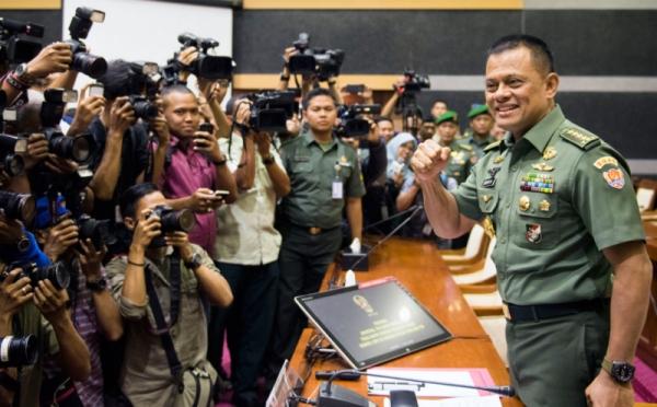 Panglima TNI: Singapura Harus Izin jika Ingin Latihan Tempur!