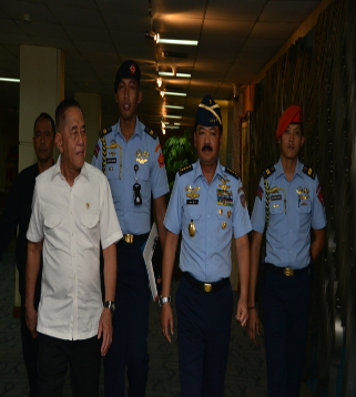 TNI AU Cilkp