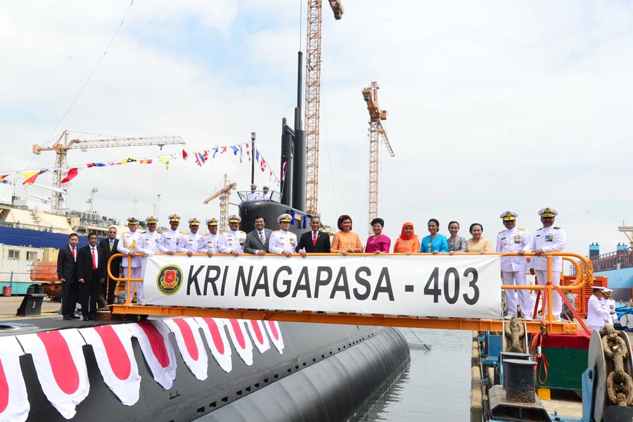 KRI Nagapasa
